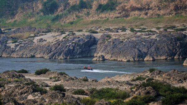緬軍向泰國巡邏船鳴槍 邊境緊張局勢加劇