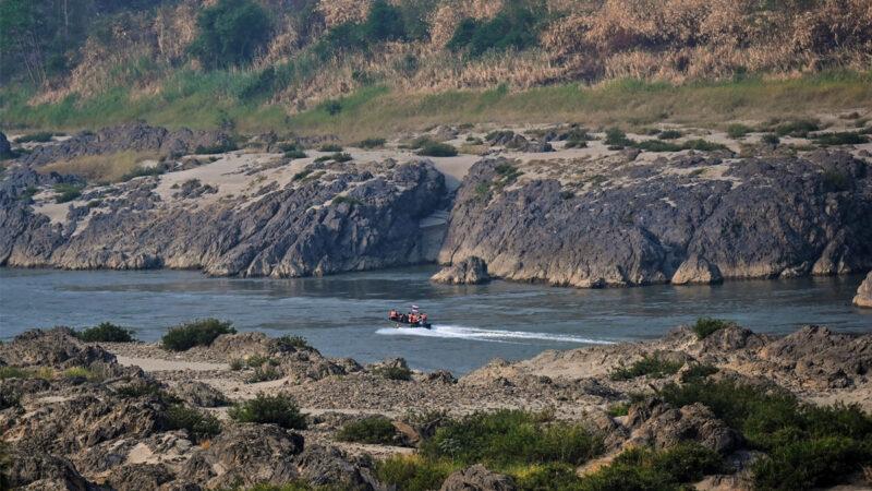 缅军向泰国巡逻船鸣枪 边境紧张局势加剧