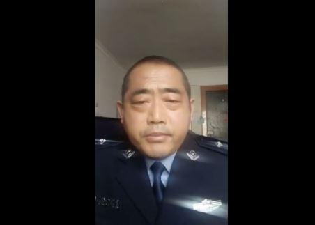河南公安網上留遺言 稱舉報上級遭異地追殺(視頻)