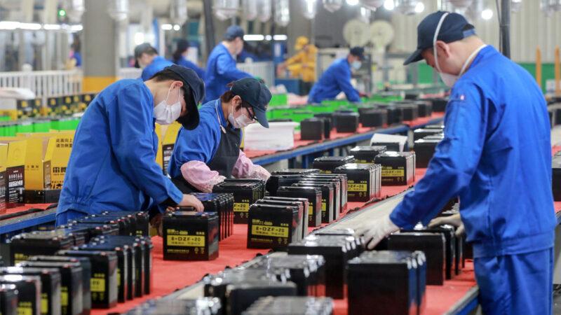 中國產品出廠價飆升 專家警告通脹加劇或影響全球