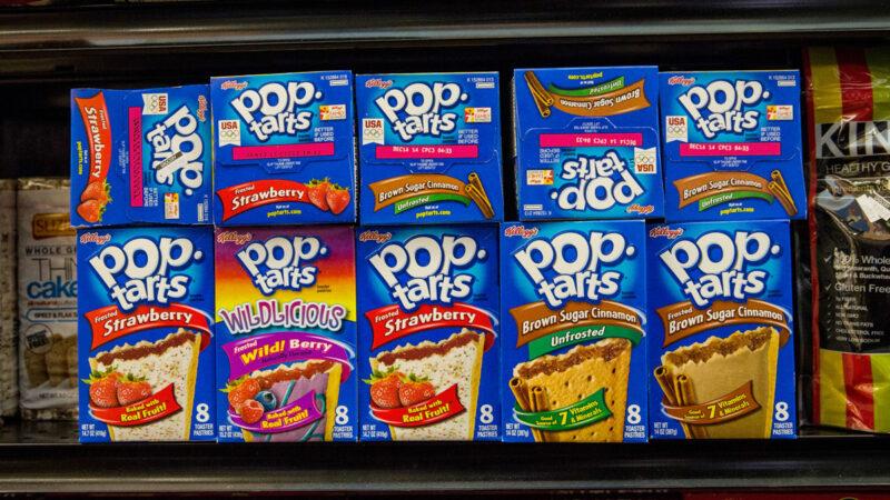 最新研究:美1200多种食品可能损害免疫系统