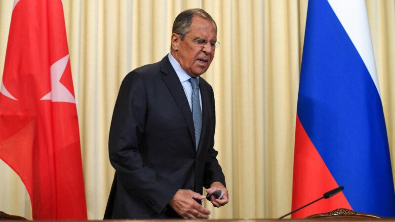 俄羅斯外長:美俄關係比冷戰時期還糟