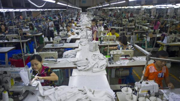 政變後緬甸服裝業陷危機 中資工廠損失慘重