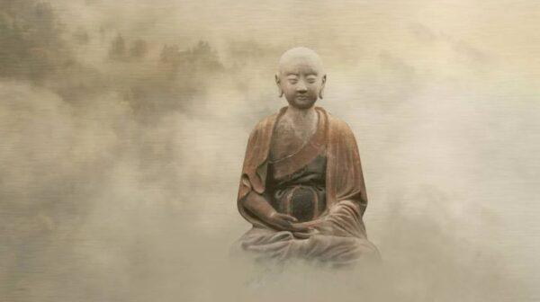 英探險家緬甸探險 驚見僧人盤坐飄浮升空
