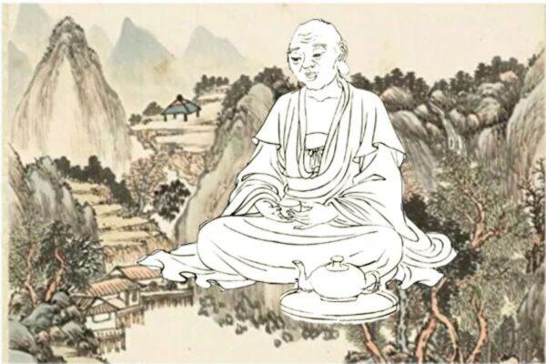 史上最长寿和尚 经7朝活1072岁 气绝7天说来世在中国