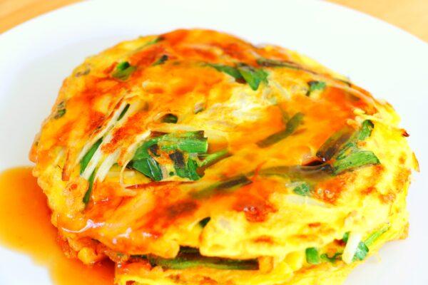 【美食天堂】香煎芙蓉蛋做法~西方人超愛吃!