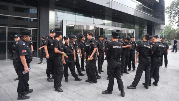 江蘇內部人士爆料:泰興公安接連自殺 當局掩蓋