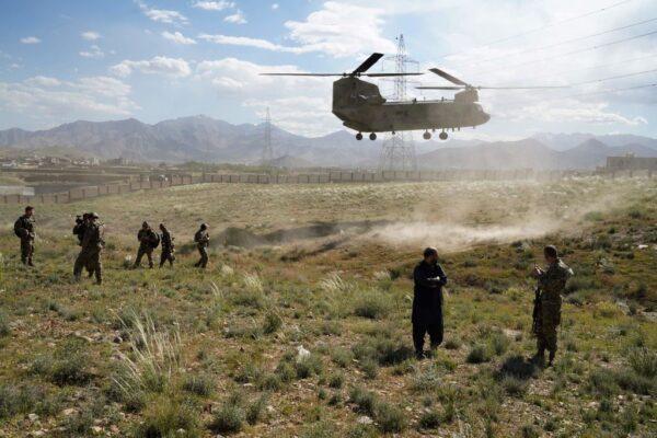 终结阿富汗战争 美军拟911前全面撤军
