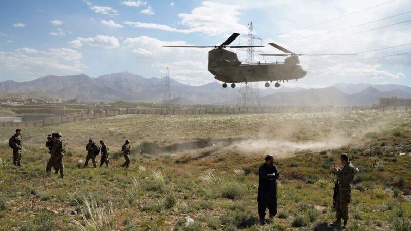 終結阿富汗戰爭 美軍擬911前全面撤軍