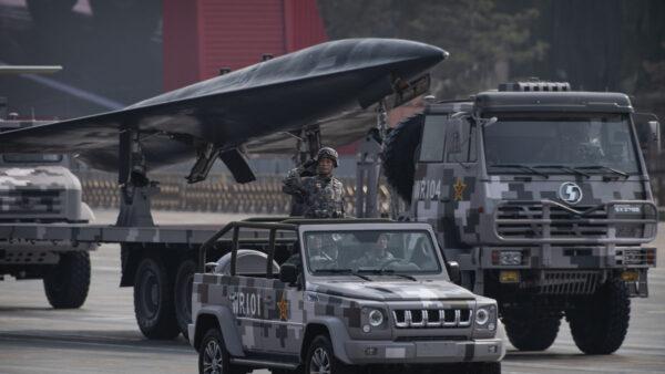 情报机构:缅甸军方用中国无人机镇压抗议民众