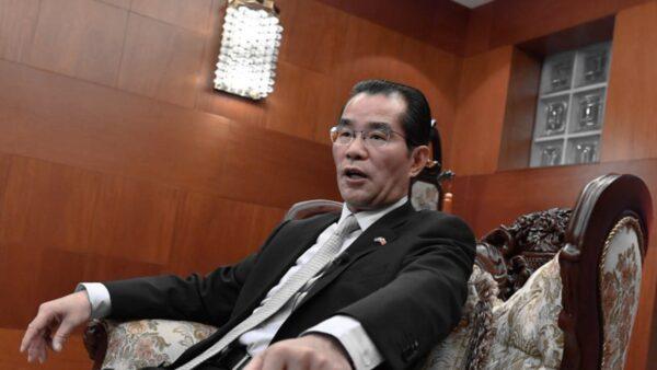 中共大使威脅記者 瑞典政界籲驅逐出境