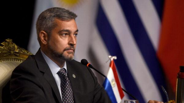 拒中共外交勒索 巴拉圭確認購買印度疫苗