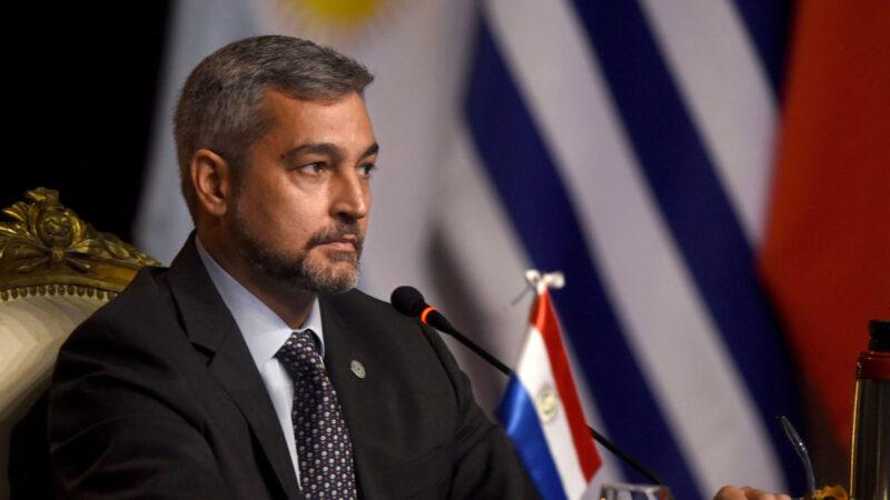 拒中共外交勒索 巴拉圭确认购买印度疫苗