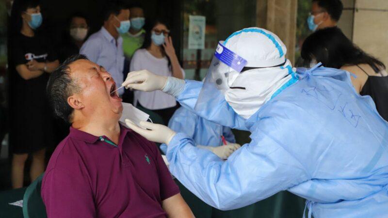 雲南瑞麗疫情升溫 全市進行第二輪核酸檢測