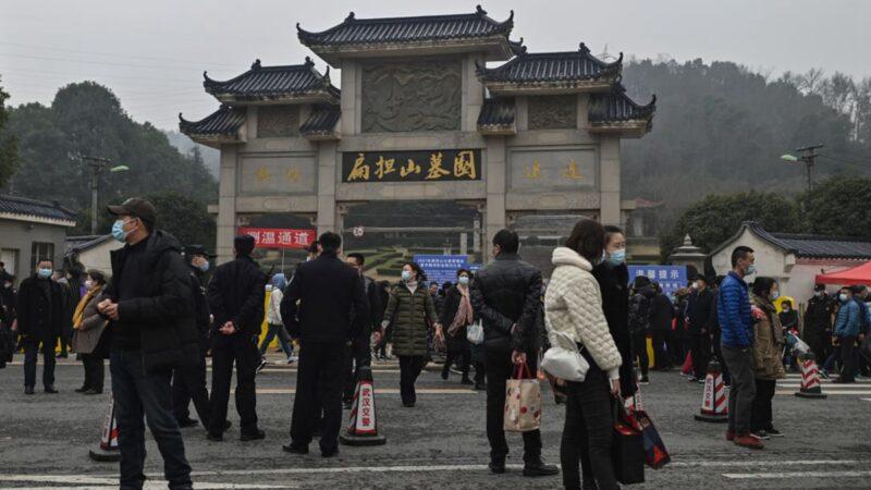 """清明节来临 """"死不起""""困扰中国人"""