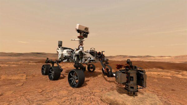 火星上有多冷?毅力號發回第一個天氣報告