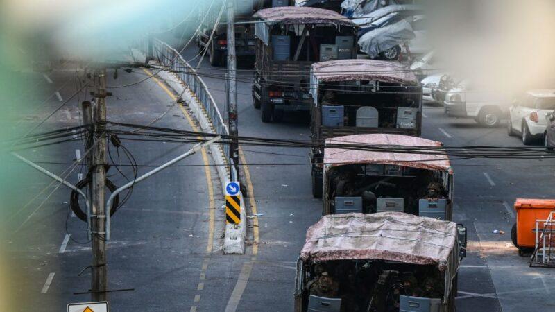聯合國特使:緬甸可能將發生大屠殺(組圖)