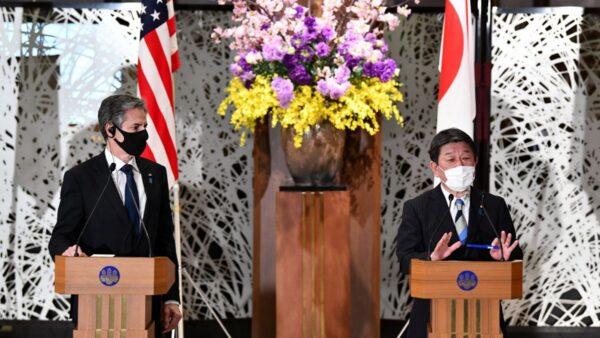 日本罕見對中共強硬 專家:與「武攻臺灣」有關