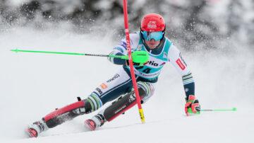技巧與飛躍 奧迪九人賽集最頂尖滑雪高手