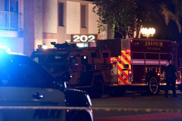加州橙縣爆槍擊4死含兒童 嫌犯受傷遭逮捕