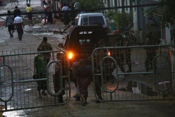 缅甸军方持续杀戮 逾80名示威者遇害