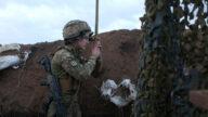 壓境俄軍近12萬 烏克蘭求助 美俄關係降低點