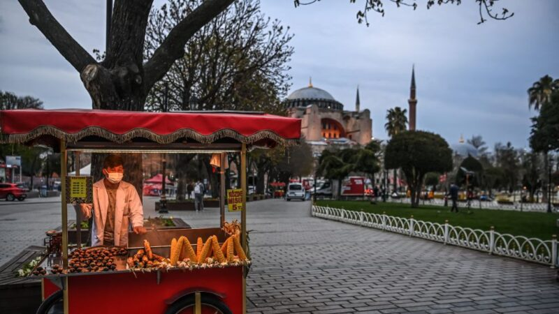 確診病例再飆升 土耳其防疫破功 經濟難提振