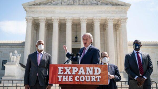 【名家专栏】填塞最高院:美国民主的永久耻辱