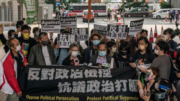 香港818案宣判 黎智英遭判12個月