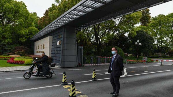 韓正向美國氣候特使要錢 樂玉成稱中方不做新承諾