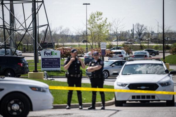 美联邦快递枪击案 枪手为19岁离职员工