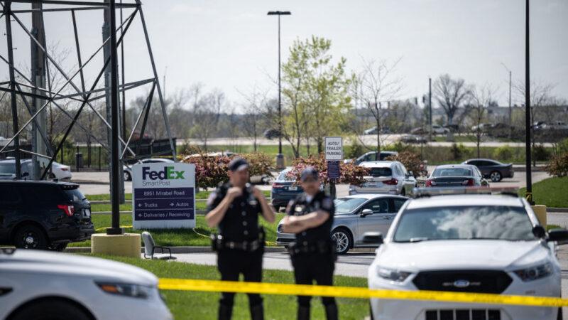 美聯邦快遞槍擊案 槍手為19歲離職員工