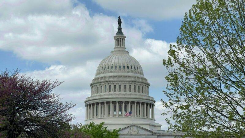 美国会高票通过决议:保护港人权利 制裁中港官员