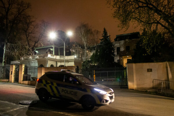 涉捷克军火库爆炸案 俄18名外交官遭驱逐