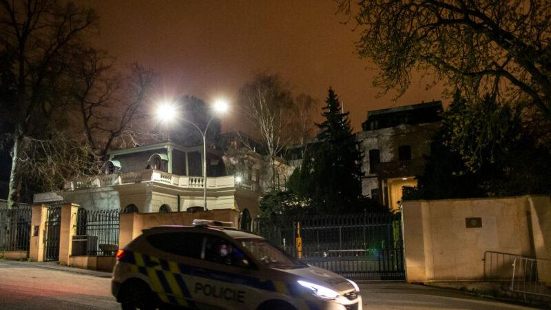 涉捷克軍火庫爆炸案 俄18名外交官遭驅逐