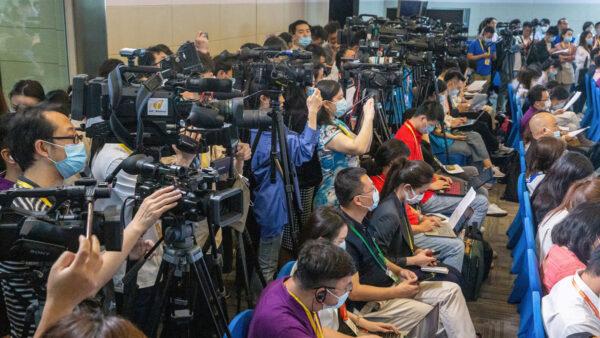 2021新聞自由排名:台灣列第43 大陸倒數第4