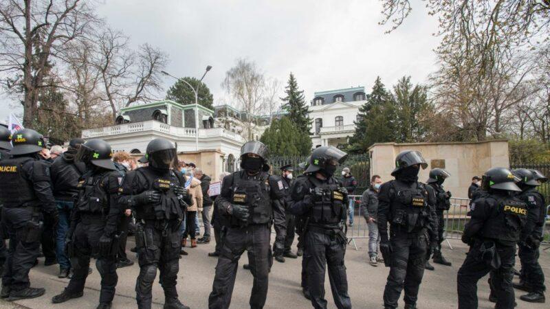 俄羅斯報復捷克 宣布驅逐20名外交官