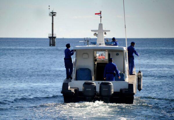 印尼载53人潜舰 峇里岛外海失联