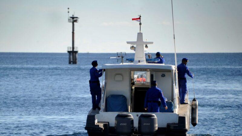 印尼載53人潛艦 峇里島外海失聯
