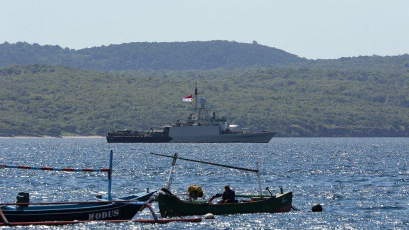 氧氣快耗盡 搜救印尼失聯潛艦與時間拔河