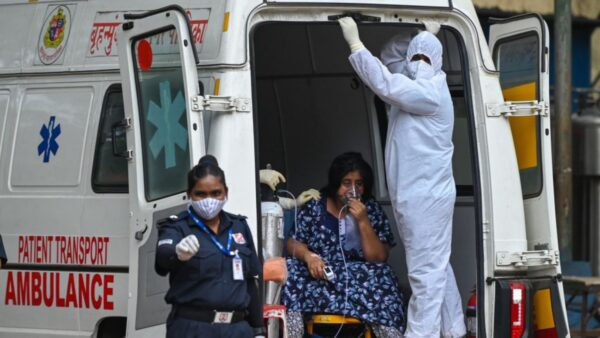 印度疫情恶化 美国欧盟拟紧急援助