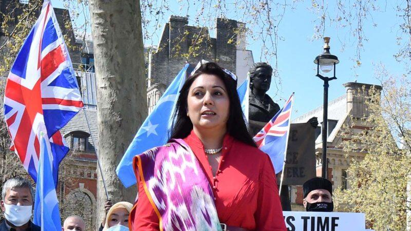 英議會也通過決議 定性中共種族滅絕和反人類罪