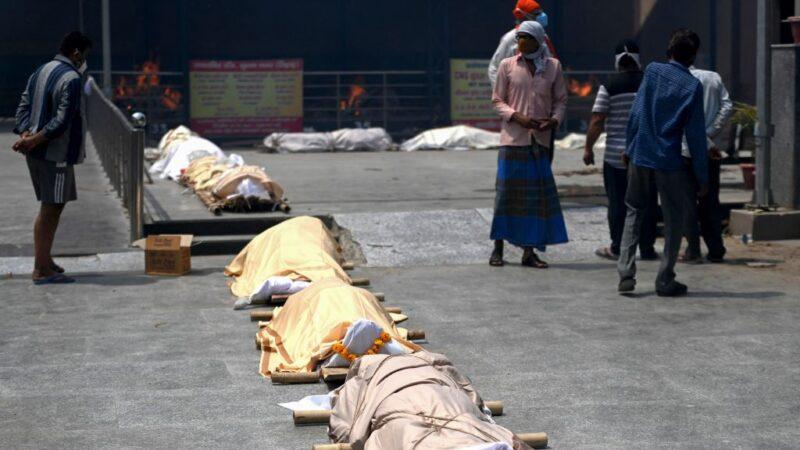 印度染疫1800萬人 WHO:恐低估至少20倍
