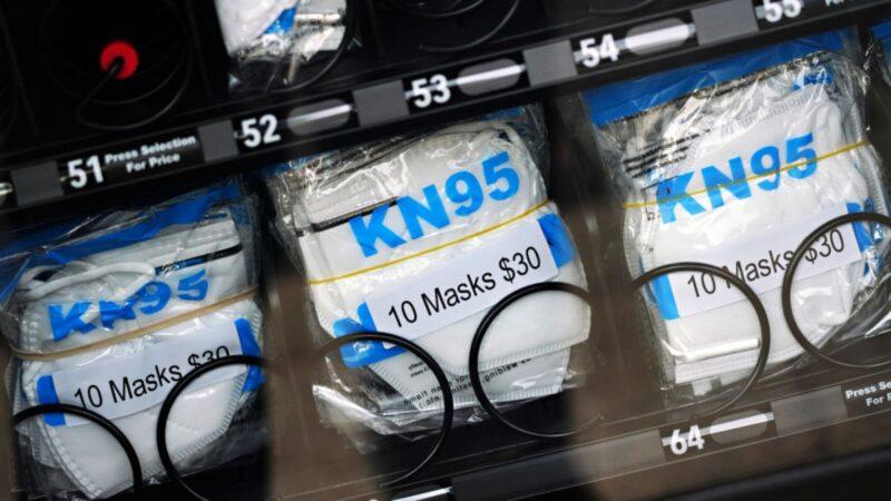 加拿大测中国KN95口罩多数不合格 部分功效仅20%