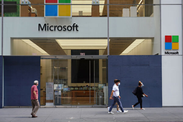 微软第2大并购 传160亿美元买Nuance通讯