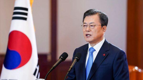 """韩国""""反共党""""大败文在寅 台媒:习近平流年不利"""