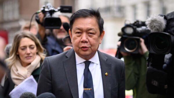 缅甸驻英使馆也发生政变 副大使将大使关在大门外
