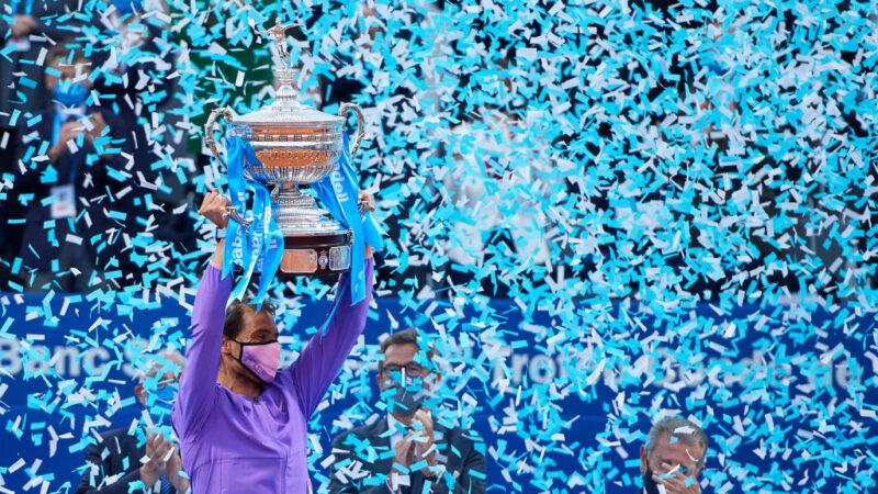 納達爾勇奪生涯第12冠 球王喬科維奇爆冷出局