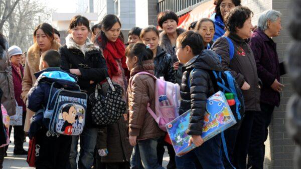 請倒數第一名家長講話!中國家長3句話令老師臉紅