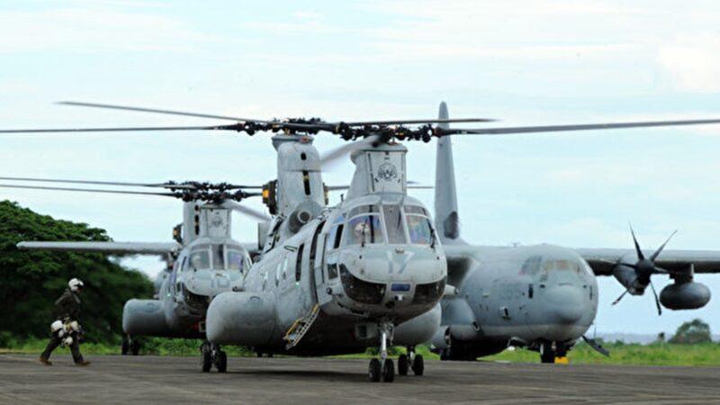 美海军陆战队调整战术:靠近中国 吓阻中共